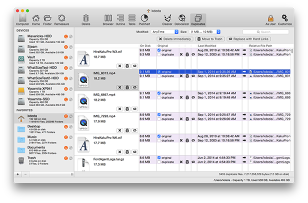 Remove Duplicates To Clean and Speed Up Your Mac